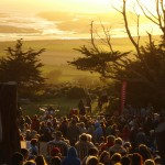 Sunset Concert 30 June 2012. Photo by Andrew Terry