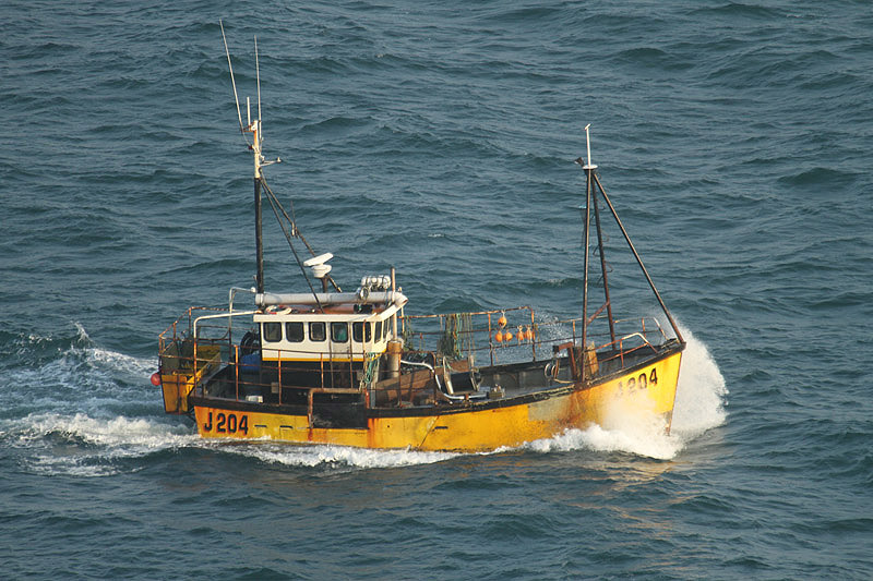 Fishing boat. Photo by Mick Dryden