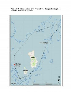 Ramsar site Herm-Humps map Jan 2016