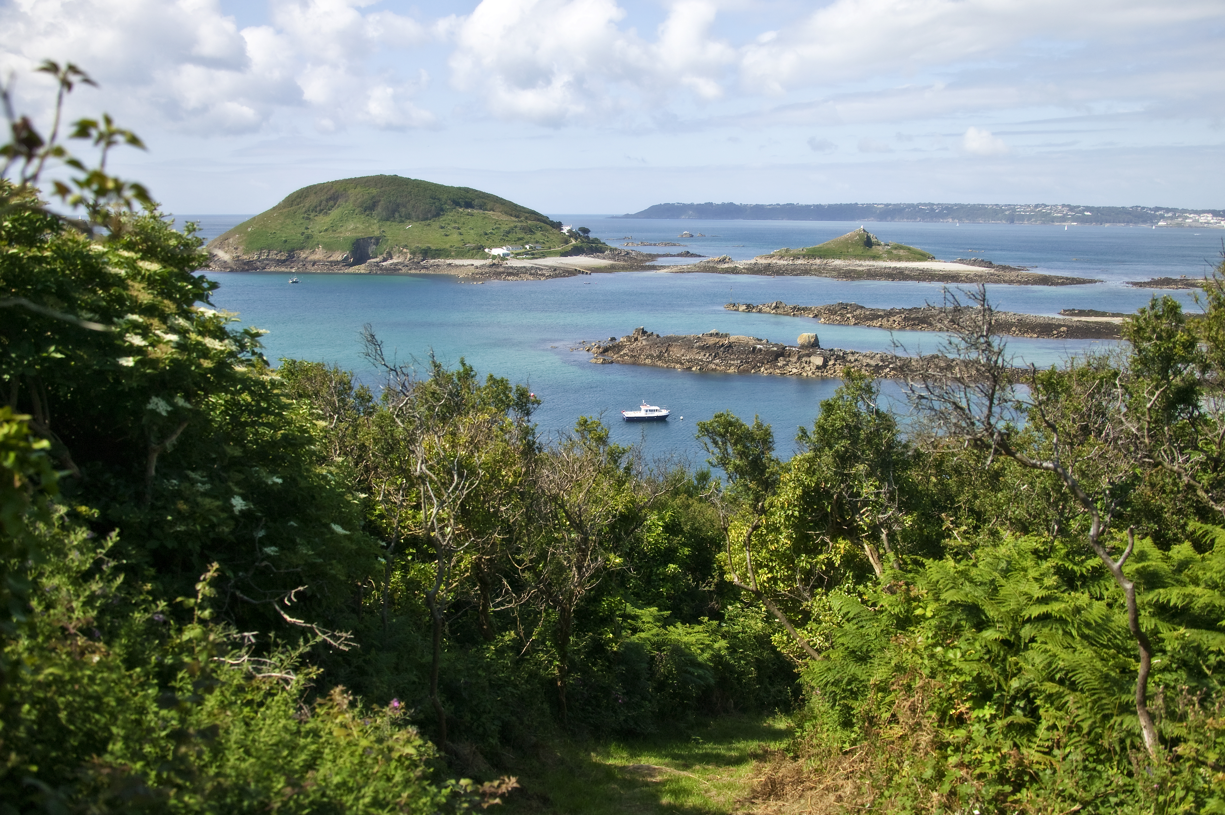 Herm images for Visit Guernsey - Chris George Photography - Coast Media -