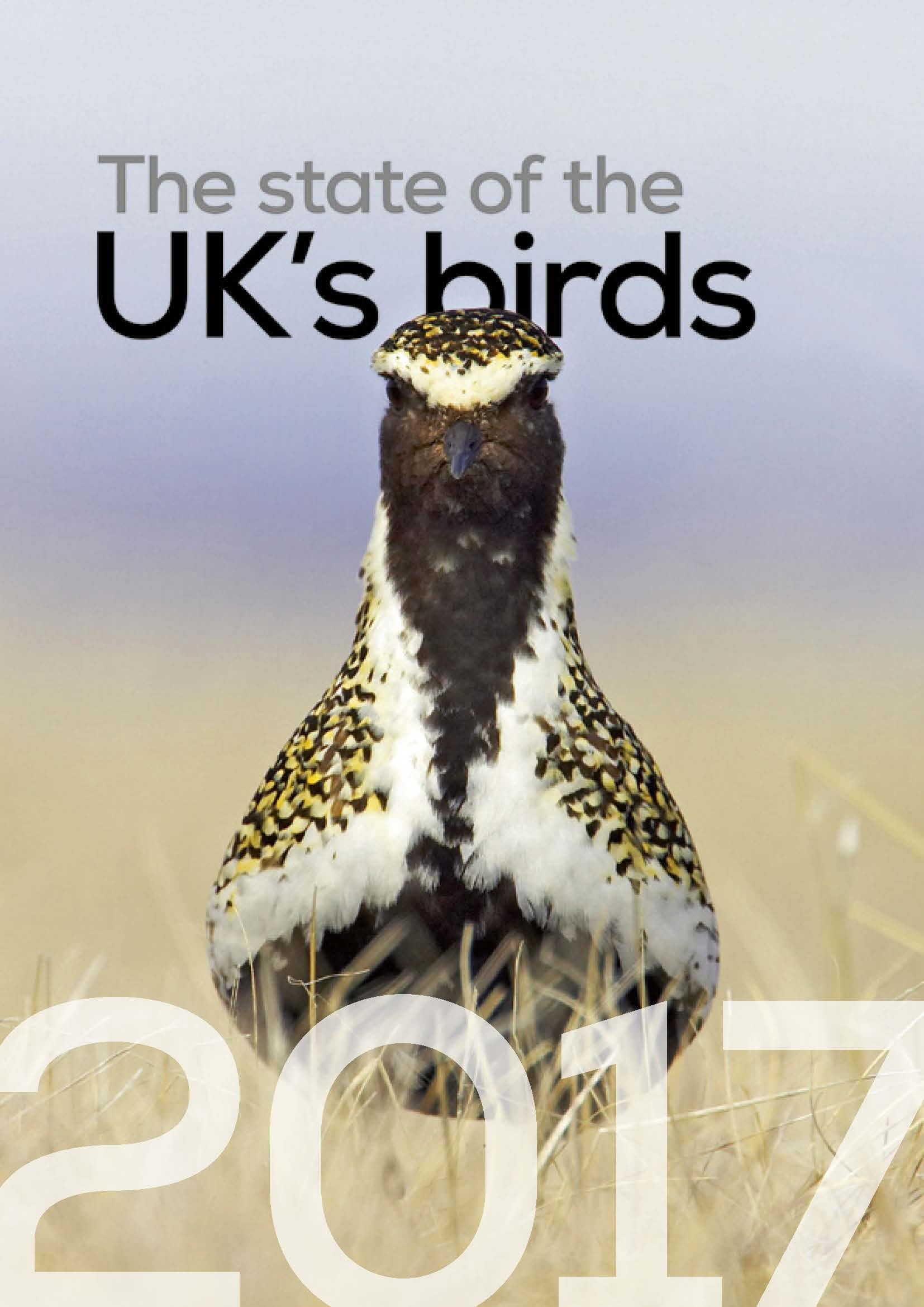 State of the UK's Birds 2017